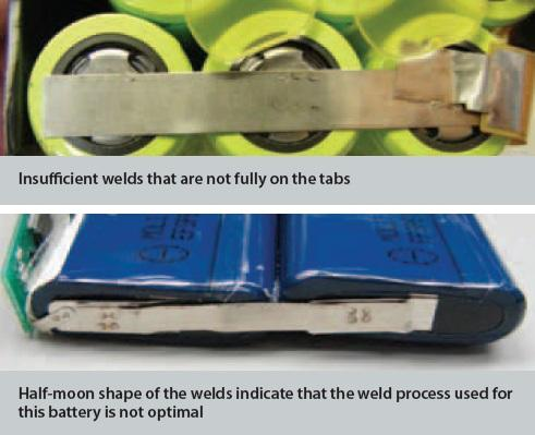 Dangers of Aftermarket Counterfeit Battery Packs