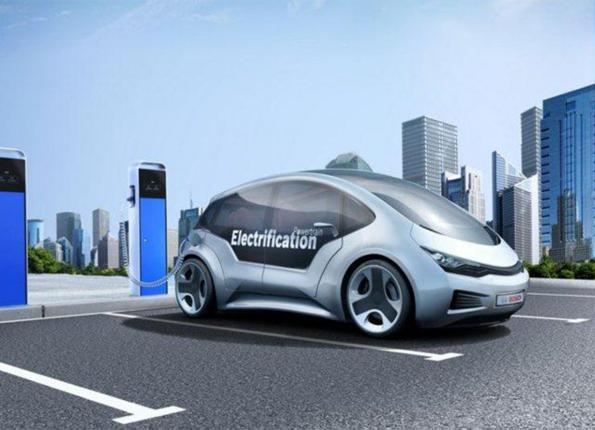 Bosch CEO predicts cheaper batteries, networked traffic
