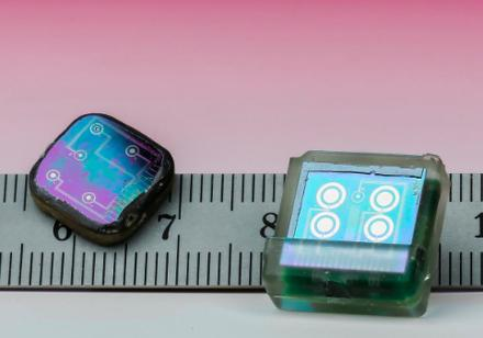 Implanted biosensor chip can monitor blood chemistry, drugs