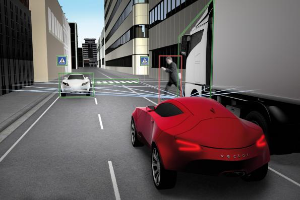 IP and Ethernet in Motor Vehicles