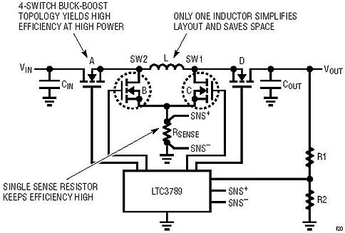 Basic concepts of linear regulator and switching mode power