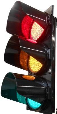 Les feux tricolores de circulation vont devenir intelligents