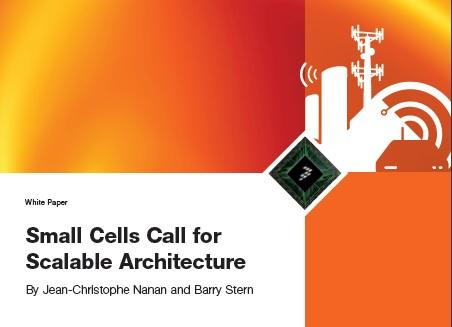 Small Cells Call for Scalable Architecture