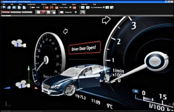 Take advantage of new HMI tools for embedded graphics design