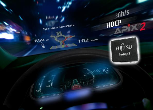 Fujitsu rolls graphics controller with improved APIX2 interface