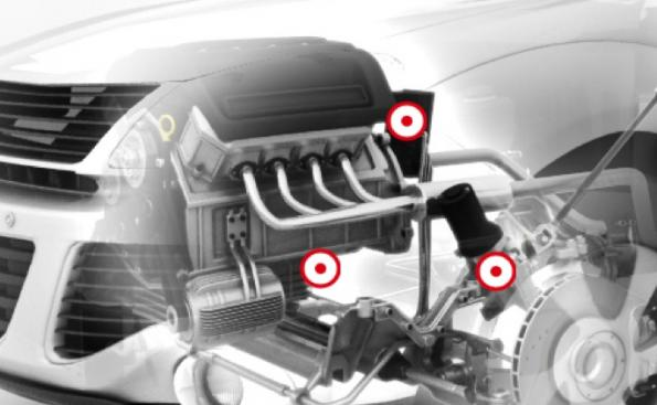 How venting solutions help extend the lifetime of electronic components in cars