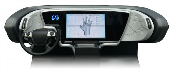 Visteon taps 3-D gesture recognition for automotive HMI
