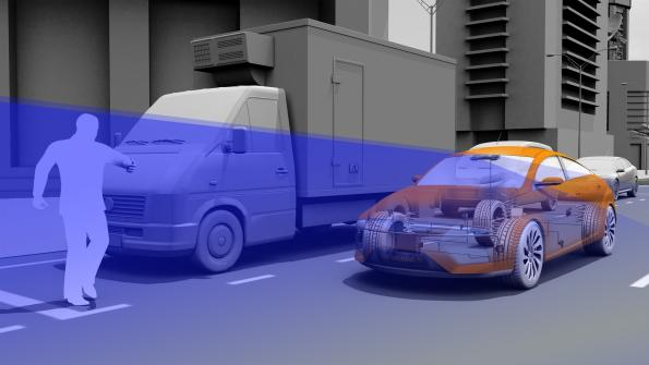 Continental to employ stereo vision for driver assistance systems