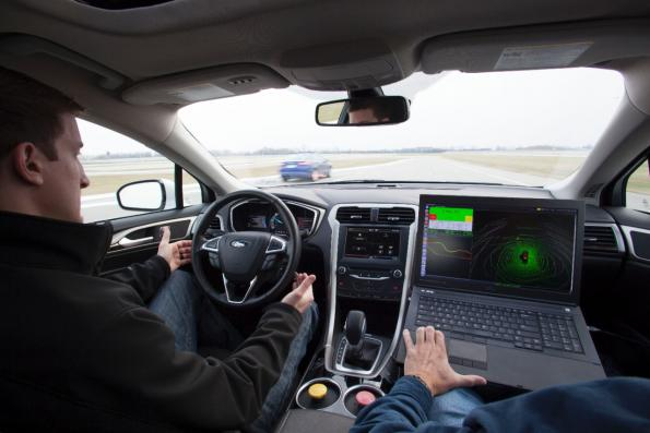 Ford in home stretch for automated driving