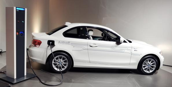 Siemens, BMW develop high-speed EV charging system