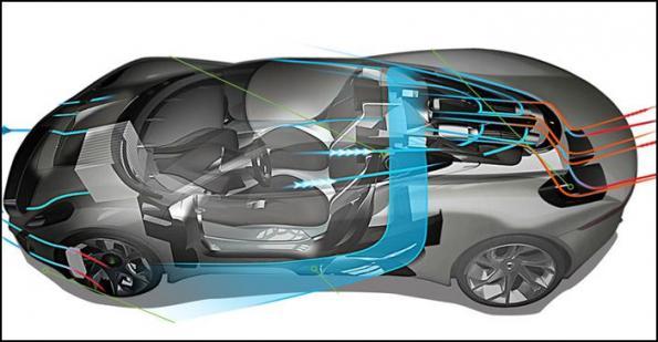 Jaguar Land Rover to build super sports vehicle with low carbon emission