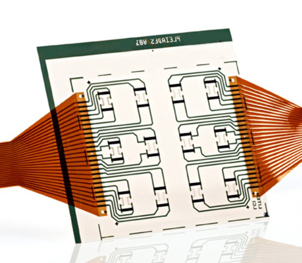 Printed electronics opens up large flexible sensor design opportunities