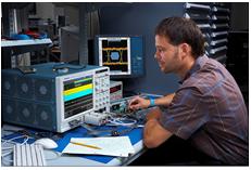 Debugging designs with mixed-signal oscilloscopes
