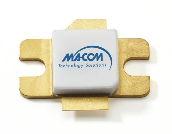 M/A-COM Technology unveils portfolio of GaN-based RF power