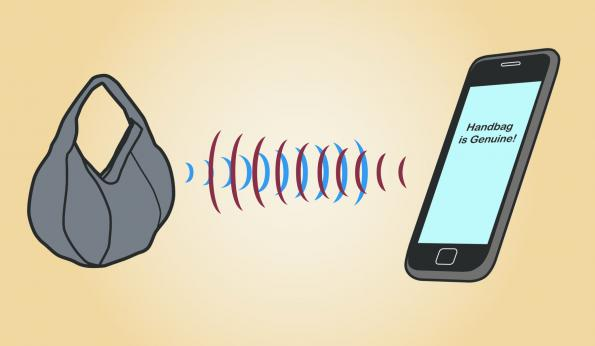NFC-enabled phones as a tool for brand protection