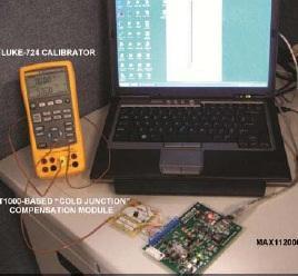 High-Precision Temperature Measurement over -270°C to +1750°C