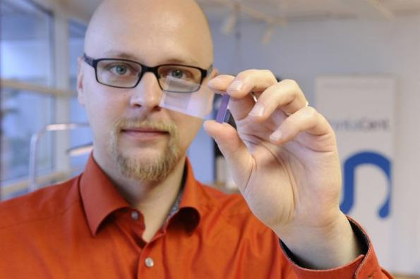Finnish startup develops 1mm thin optics for augmented reality