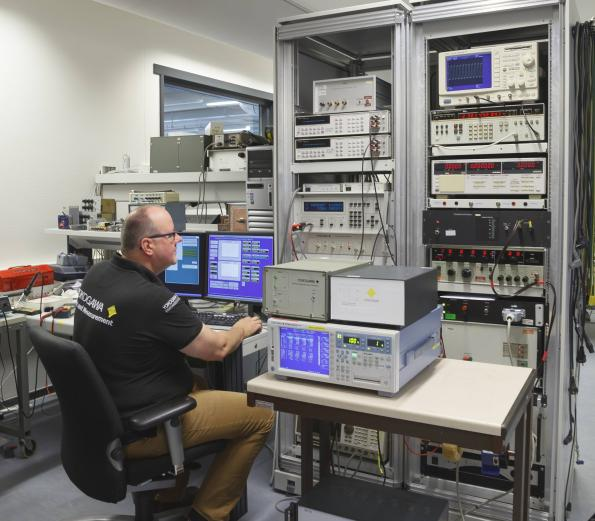 Calibration: meeting the challenges of high-frequency power measurement