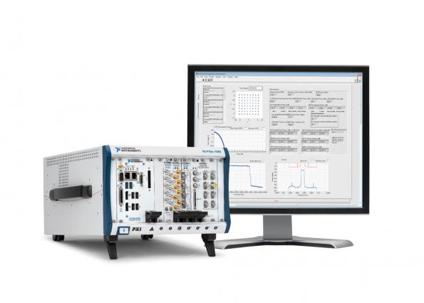 Multi-DUT PXI approach reduces small cell manufacturing cost