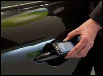 Continental, NXP to integrate NFC into cars