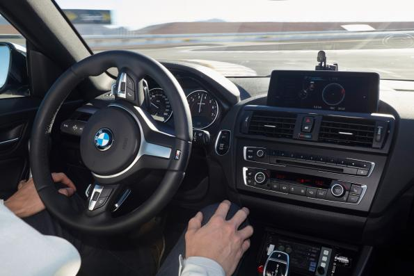 BMW joins forces with Baidu for automated driving