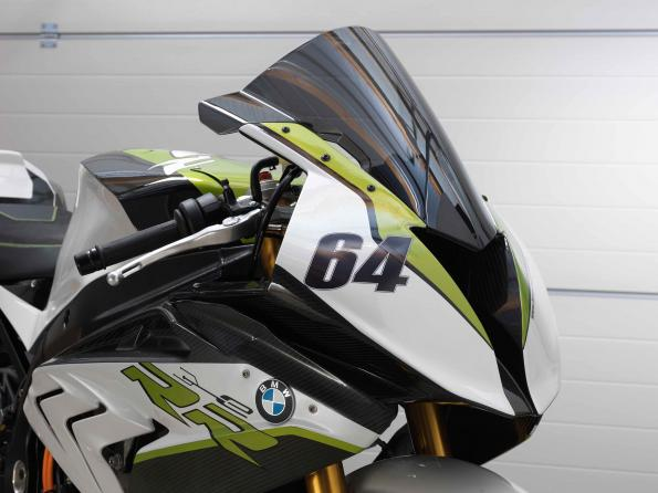 BMW's Electric super sports bike: First insights