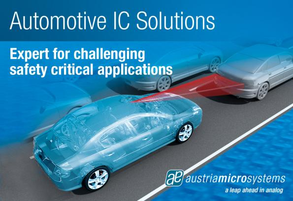 ASIC chip set helps put Continental's crash prevention system on the road