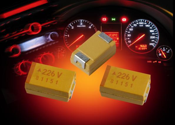 Designing with Tantalum and Niobium Oxide Capacitors for NextGen Automotive Control Circuits
