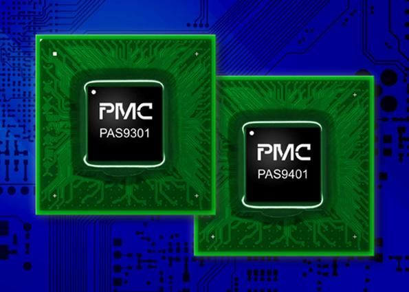 PMC is first to market with symmetric end-to-end 10G-EPON SoCs