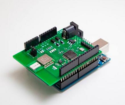 Kickstarter project offers positioning on Arduino