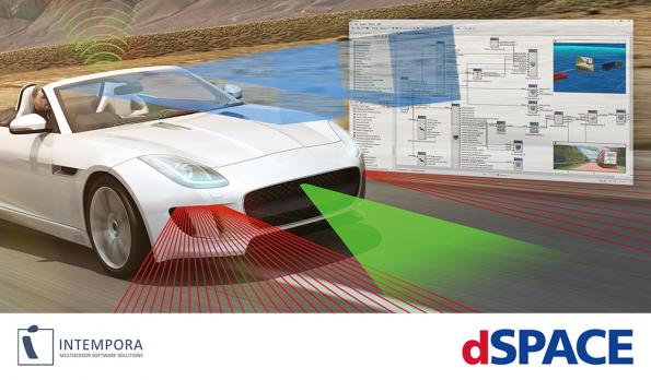 dSpace completes tool portfolio with sensor fusion technology