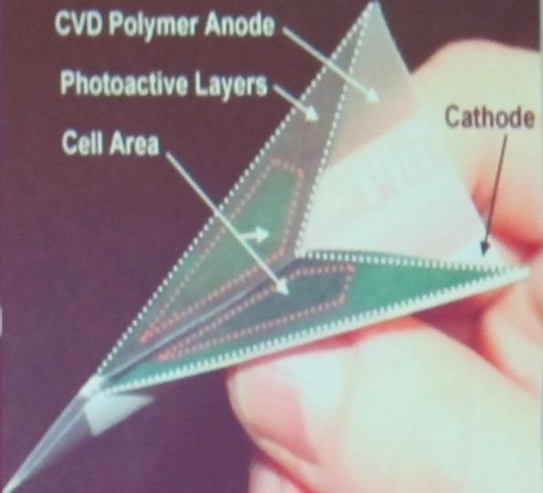 Paper photovoltaic cells ready to take-off