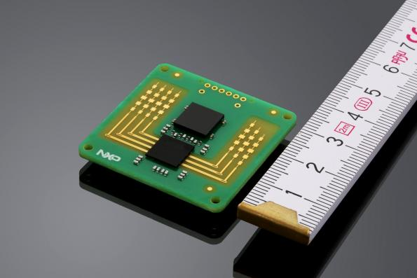 NXP shrinks radar sensors to mass-market size