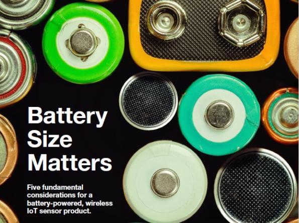 Battery Size Matters