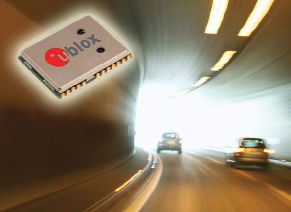 Integrated motion sensor enables smarter navigation
