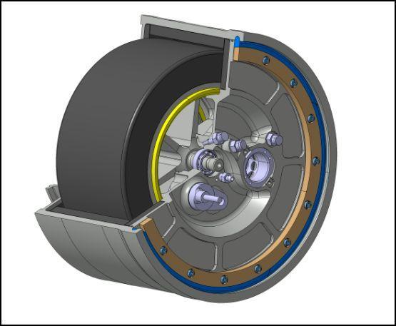 Volvo tests flywheel-based KERS technology