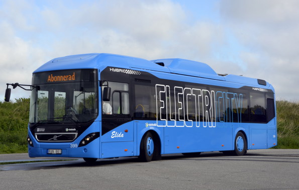 abb volvo develop fast charging system for buses. Black Bedroom Furniture Sets. Home Design Ideas
