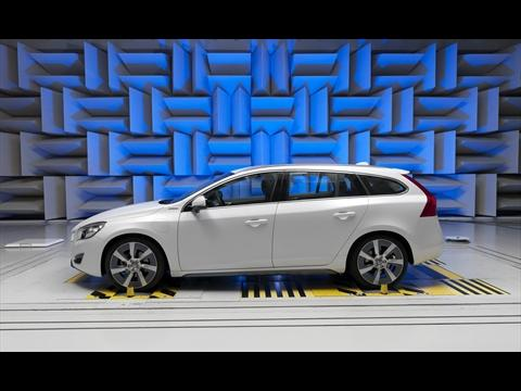 Volvo engineers mull over perfect sound for e-cars