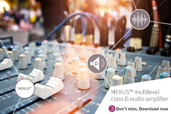 Class D Audio: Multilevel amplification | Overcome design challenges of (ultra-) compact / portable / low-power applications