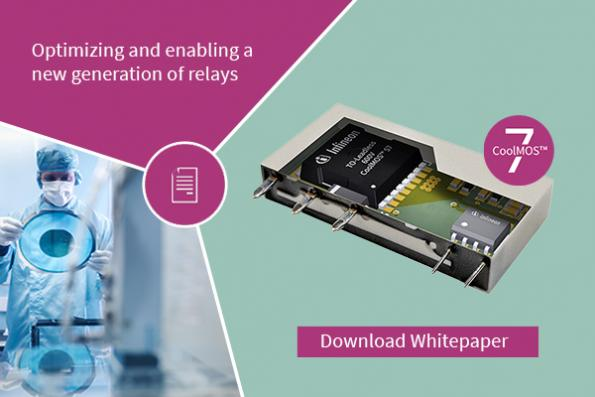 From Electromechanical Relays to robust semiconductor solutions:  Solid-State Relays with optimized SJ FET technology