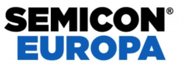 Semicon Europa – 12th-15th Nov 2019 - Munich