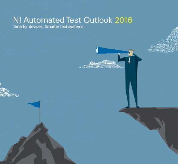 NI Automated Test Outlook 2016
