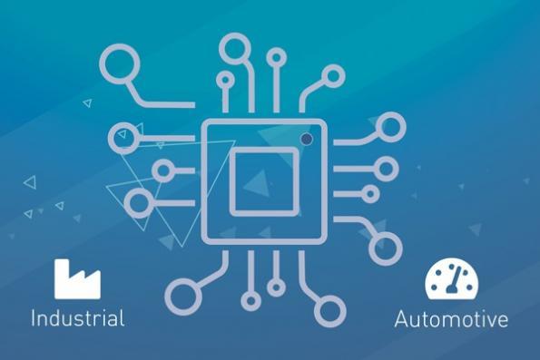 Les ASIC aident à construire les systèmes industriels et automobiles complexes
