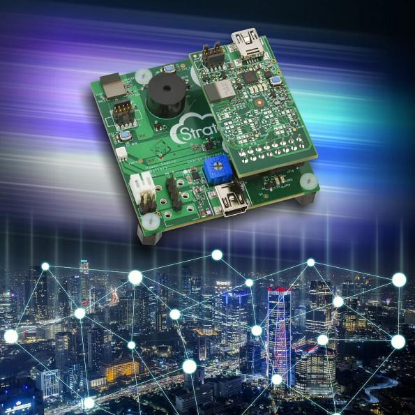 A Complete Bluetooth(R) Low Energy Mesh Networking Solution