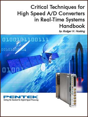 Critical Techniques for High-Speed A/D Converters in Real-Time Systems