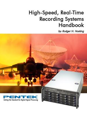 High-Speed, Real-Time Recording Systems