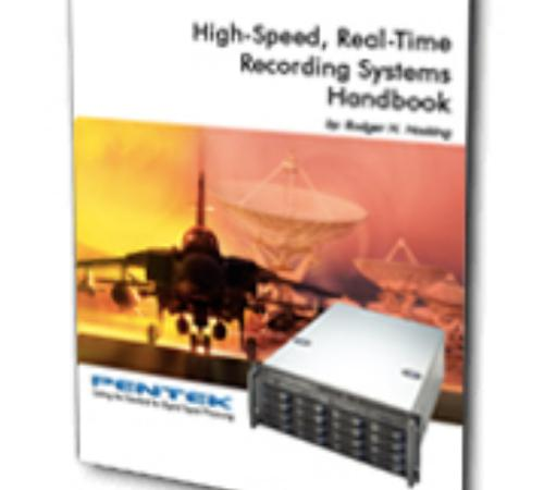Pentek: High-Speed, Real-Time Recording Systems Handbook: Fourth Edition