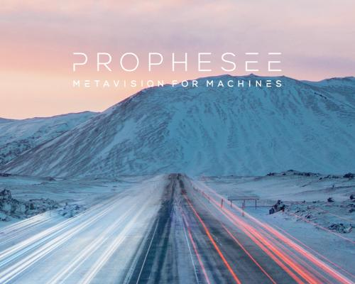 Prophesee: Metavision for machines