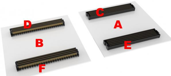How to Correctly Align Multiple Connector Sets Between PCBs