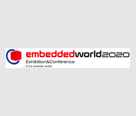 Embedded World Feb. 25 to 27, 2020